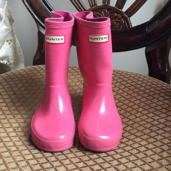 Hunter Shoes | Hunter Boots Rain Baby